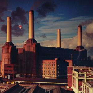 Battersea Power Station Pink Floyd Animals