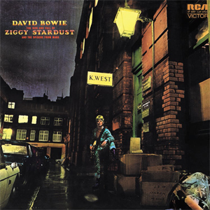 Ziggy Stardust Album Cover Location