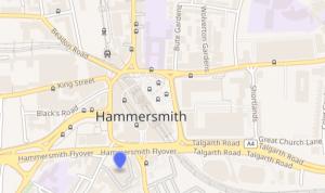 Hammersmith Odeon, Hammersmith Apollo