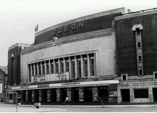 Hammersmith Odeon – Iconic London Venue Where Ziggy Stardust Died