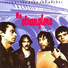 Stranglers Live at the Hope and Anchor