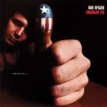 Don Mclean – American Pie